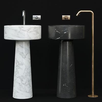 现代洗手盆