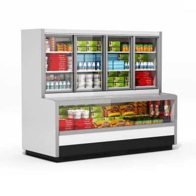 现代冰柜冷柜货架