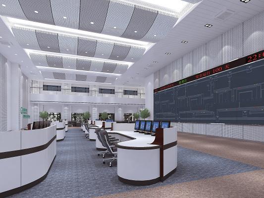 现代电力监控服务大厅