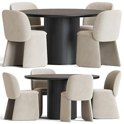 WestElm現代餐桌椅