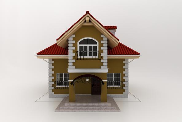 現代風格建筑