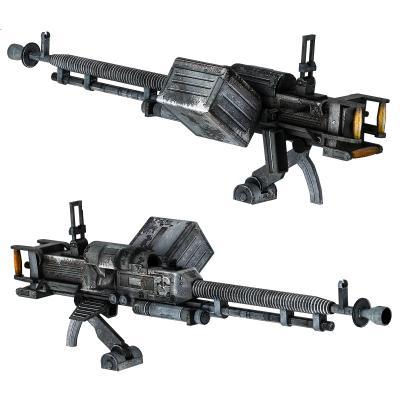 现代机关枪 机枪 加特林