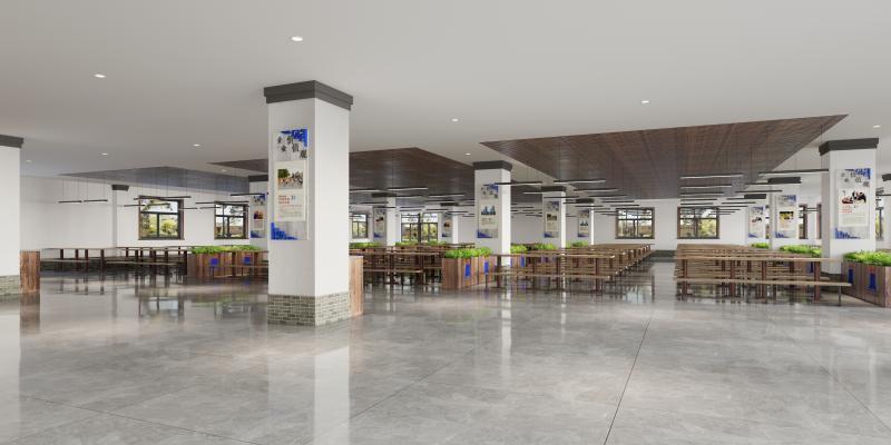 新中式食堂
