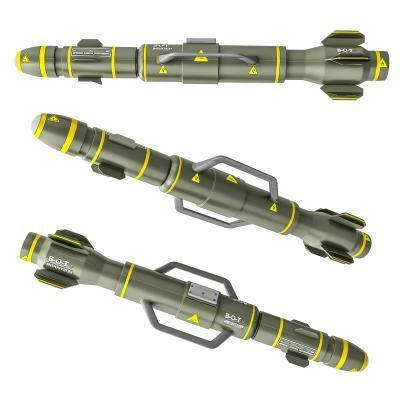 现代导弹 飞弹