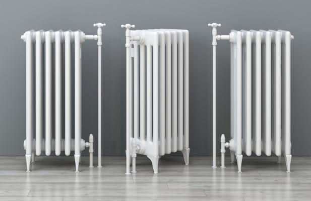 现代暖气片组合