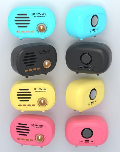 现代收音机