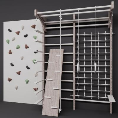 现代攀岩墙 墙梯