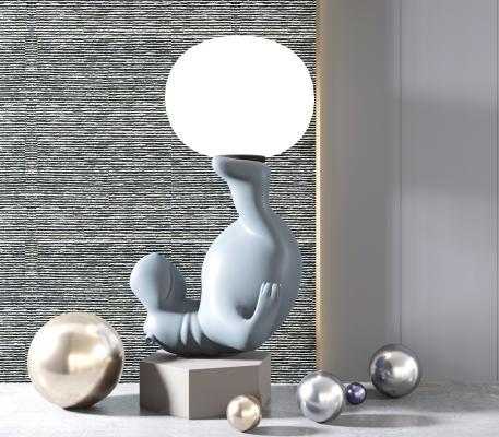 现代雕塑 雕塑 动物雕塑