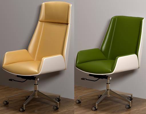 现代时尚办公椅 电脑椅 经理椅