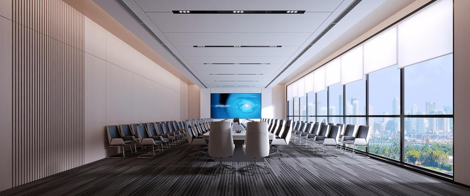 會議室,會議桌椅組合,辦公椅