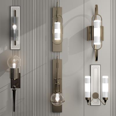 現代輕奢壁燈