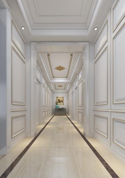 法式玄关 走廊