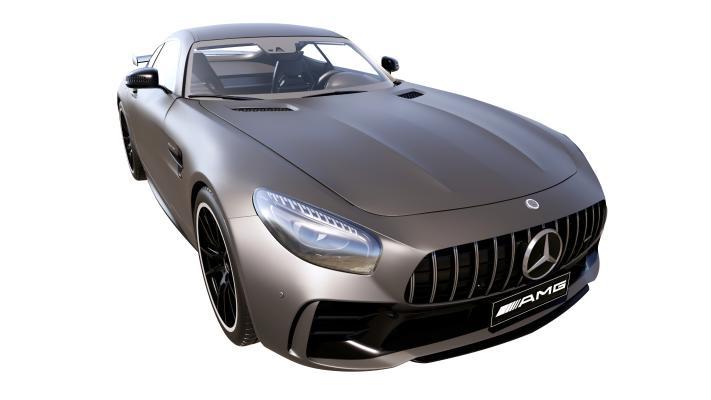 现代奔驰汽车AMG