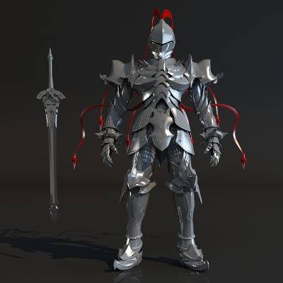 现代中世纪盔甲