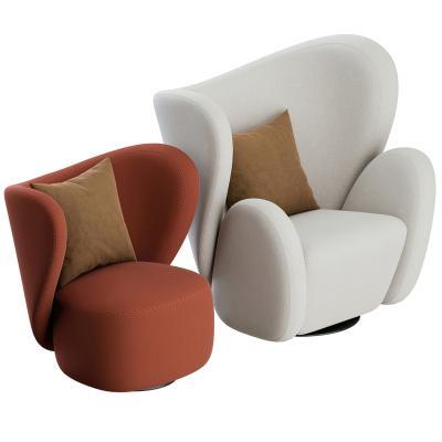 现代单人沙发 休闲沙发