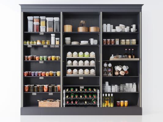 現代裝飾柜