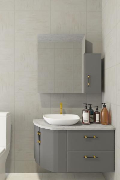现代轻奢浴室柜