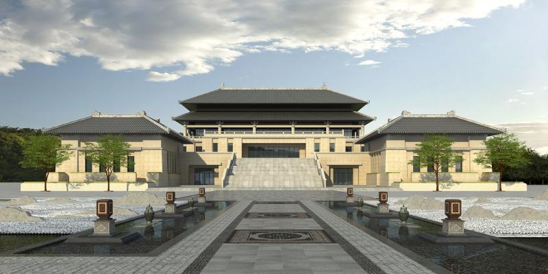 中式博物馆