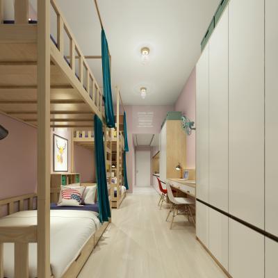北欧风格宿舍