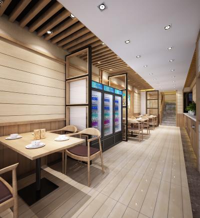 新中式餐廳 抻面餐廳