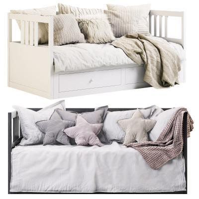 现代儿童沙发床