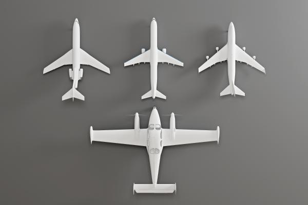 现代飞机 战斗机