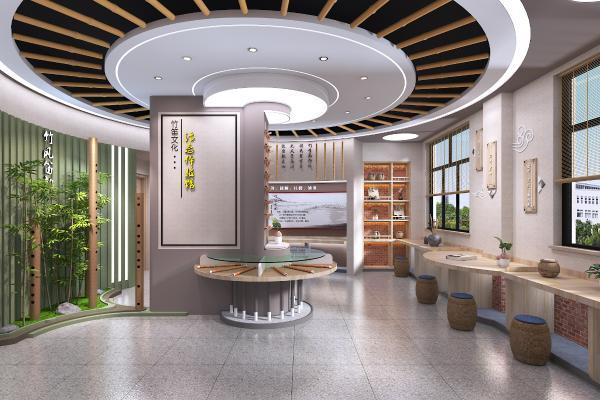 新中式竹笛文化体验馆
