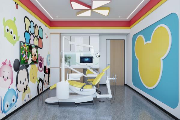 现代儿童口腔诊室