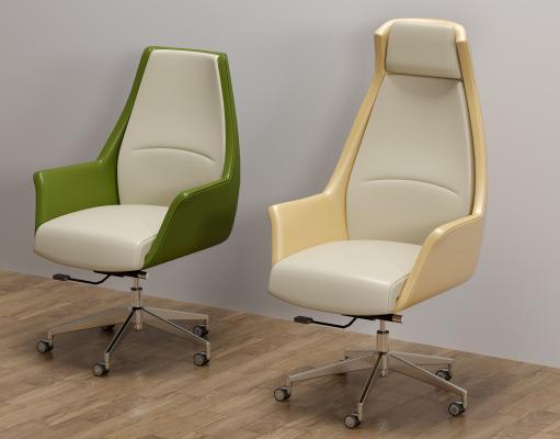现代简约时尚办公椅 小转椅 经理椅