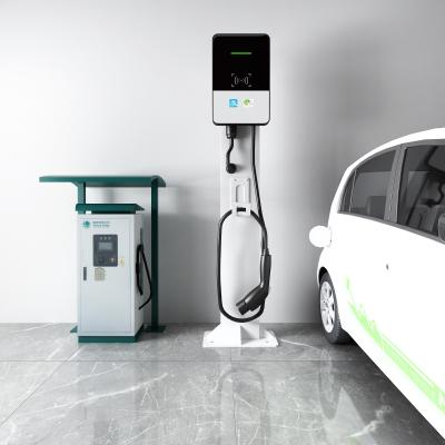 现代新能源汽车 充电桩