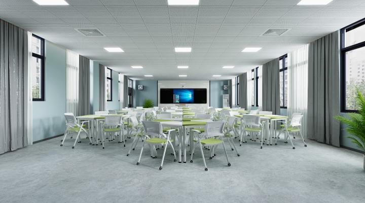 现代教室培训室