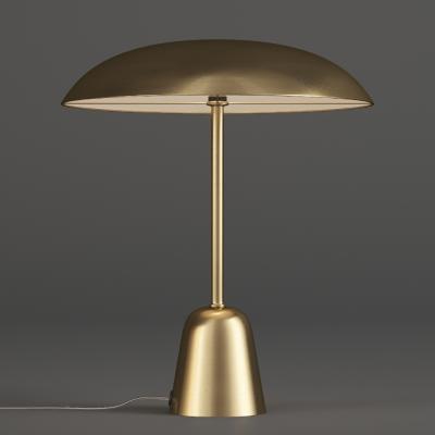 现代金属台灯