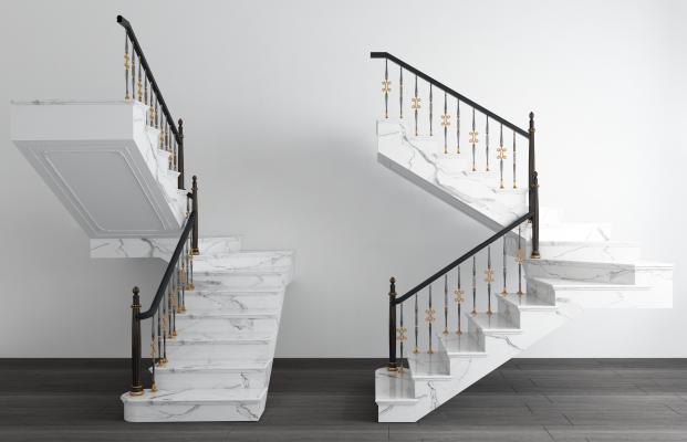 欧式楼梯 扶手