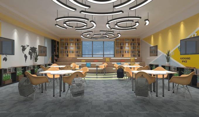 现代创客教室