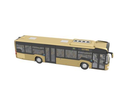 现代公交车 大巴客车 梅赛德斯 奔驰