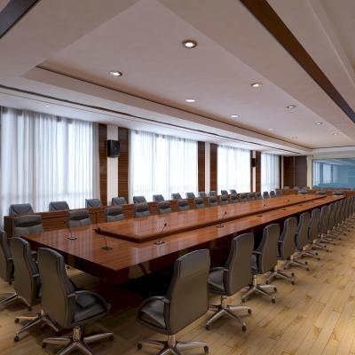 现代党支部会议室