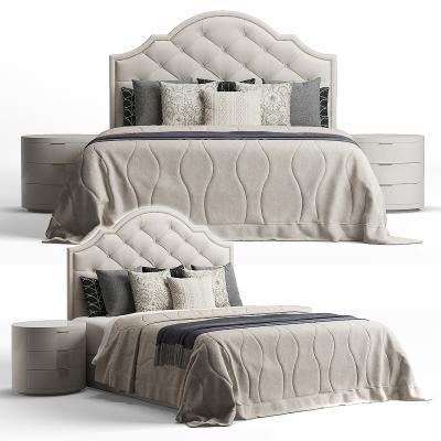 法式雙人床