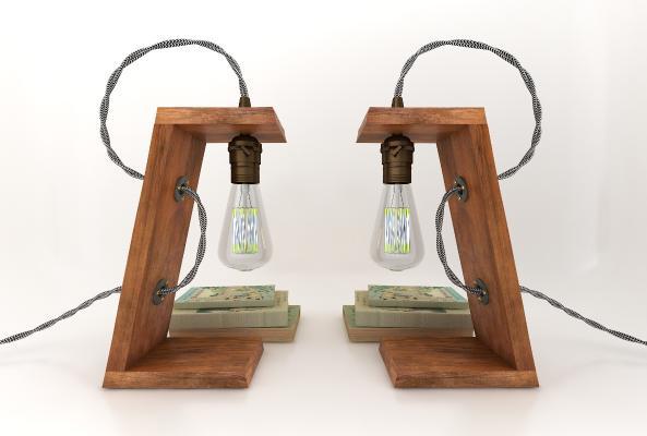 現代風格臺燈