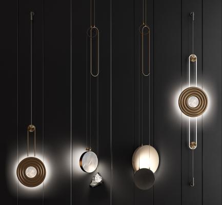 現代壁燈 吊燈