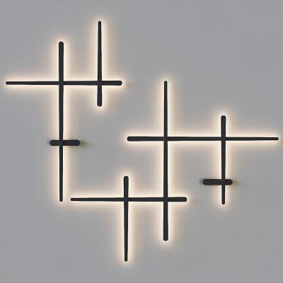現代藝術壁燈