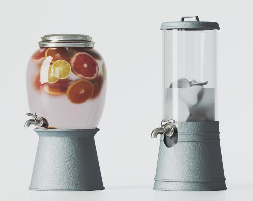 现代果汁机