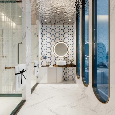 現代輕奢淋浴間