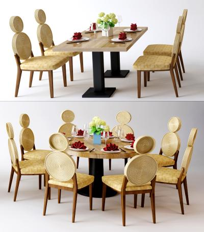 东南亚餐椅 餐具