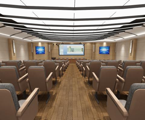 现代会议室 阶梯教室 办公
