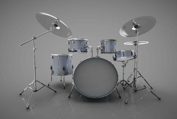现代架子鼓