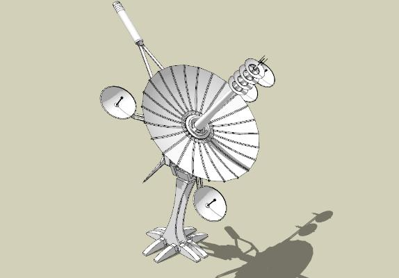 现代接收器