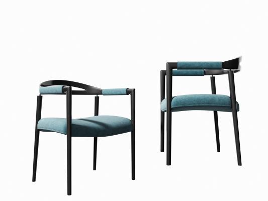 现代餐椅 单椅组合