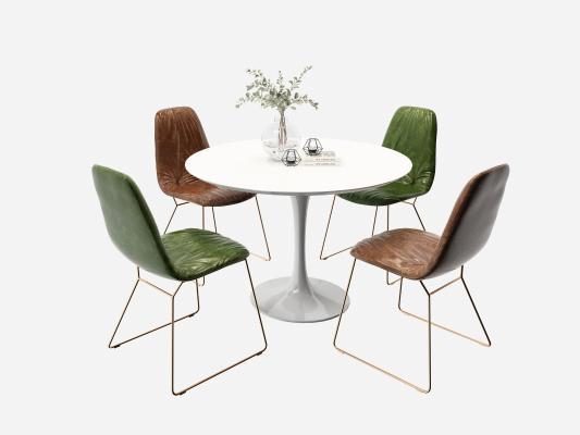 现代户外休闲桌椅 实木桌椅