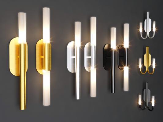 北欧艺术创意壁灯