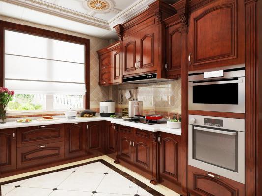 美式厨房橱柜
